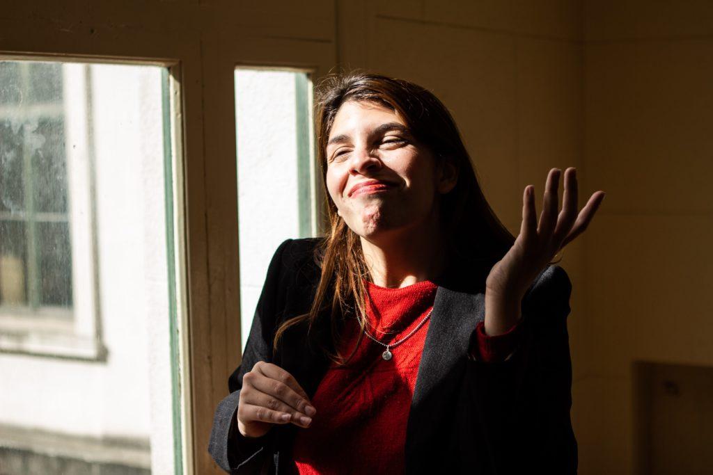 Casandra Bonilla - Sintonía Demos - Eloy Rodríguez Tale
