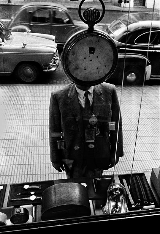 Jorge Aguirre 02 - Hombre Reloj 1962