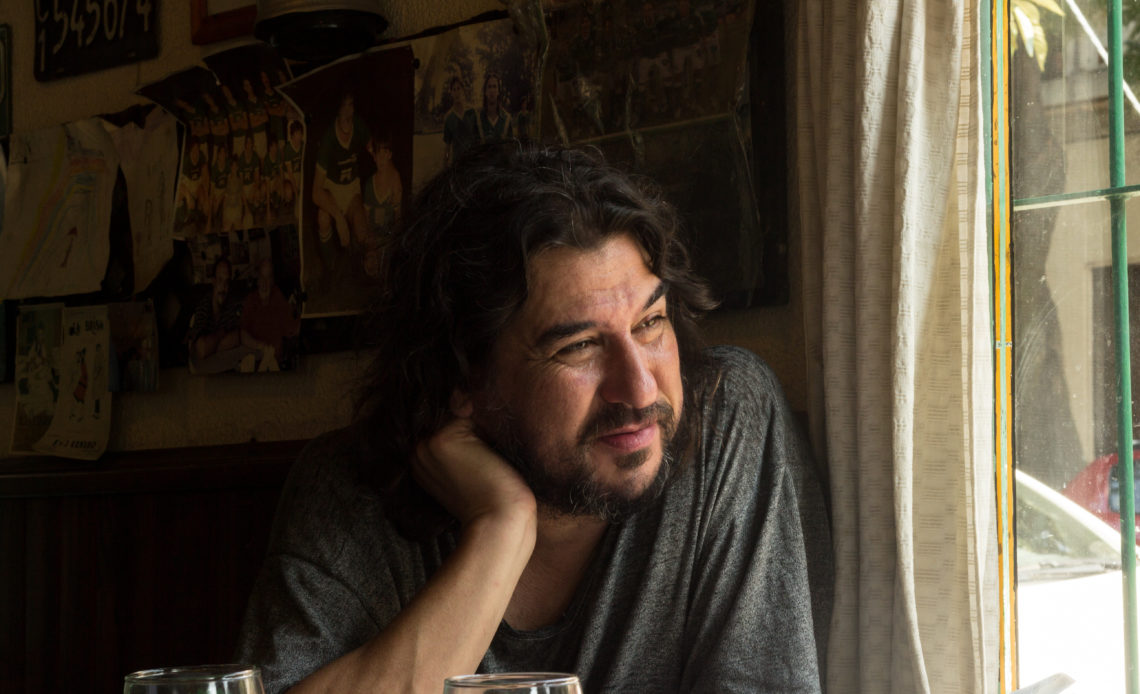 Jorge Hardmeier - Dante Fernández 4