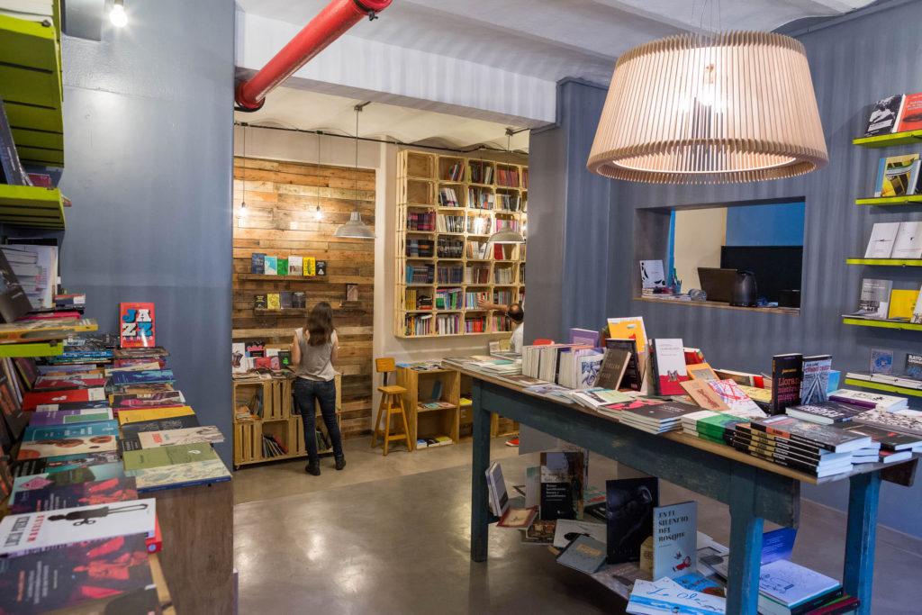 Librería La Coop